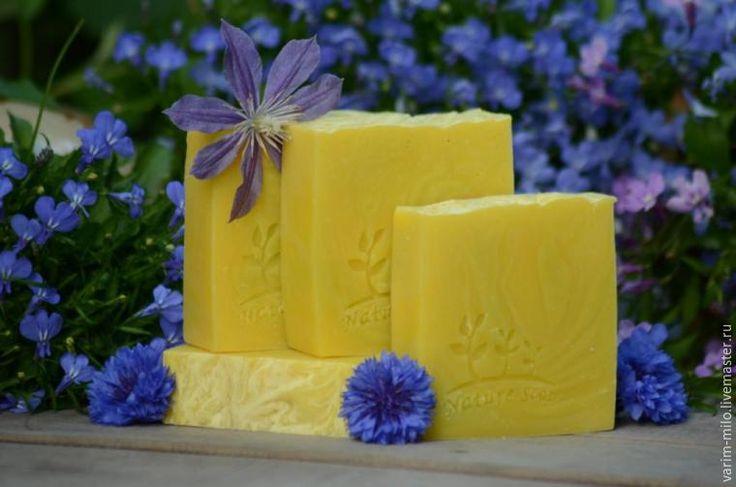 Мастер-класс: мыло с нуля холодным способом с пищевыми красителями - Ярмарка Мастеров - ручная работа, handmade