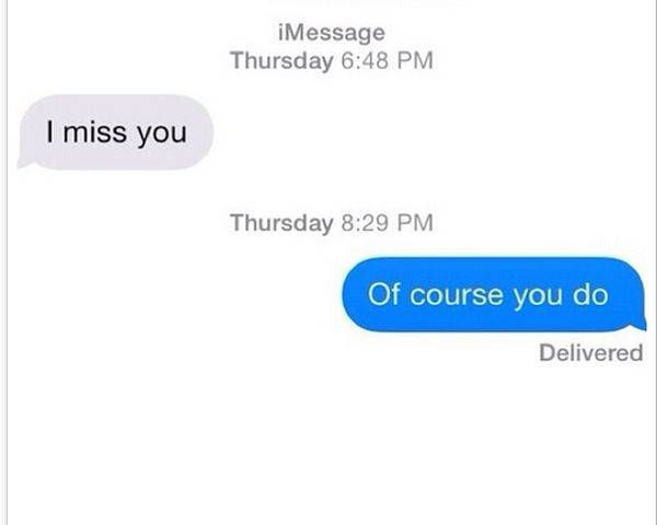 how to respond to a mean text message