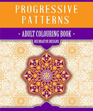 Decorative Designs - moderate difficulty - some lovely patterns to colour.  #adultcolouring #colouring #coloringforgrownups #colouringtechniques #colouringdesigns #coloringstuff #decorativedesigns