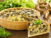 Houbové recepty Petra Stupky: koláč, nákyp, placky, marinované hříbky…