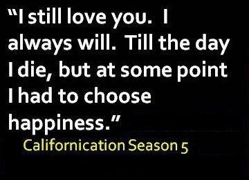 Californication  Karen to Hank                                                                                                                                                                                 More