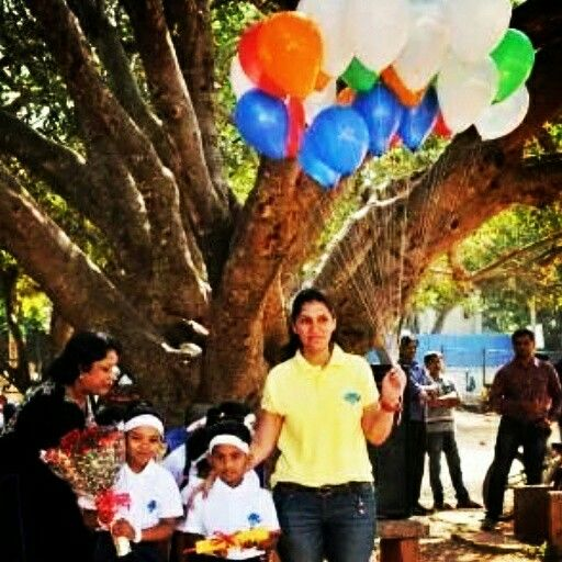The Bangalore School (TBS) Sports Day 2014