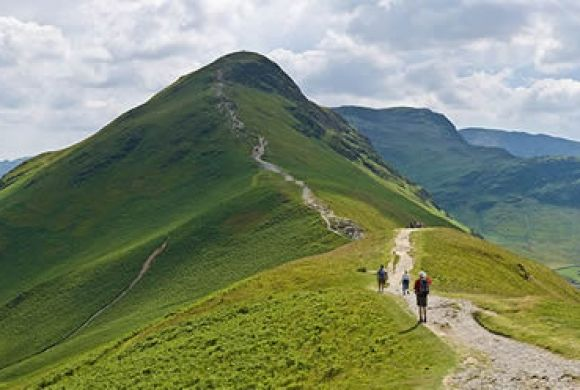 Catbells | The Lake District | 湖水地方