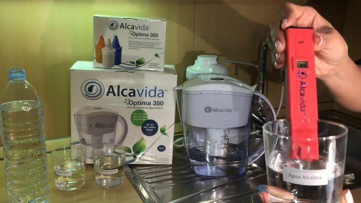 Jarra para Alcalinizar el Agua-Agua alcalina