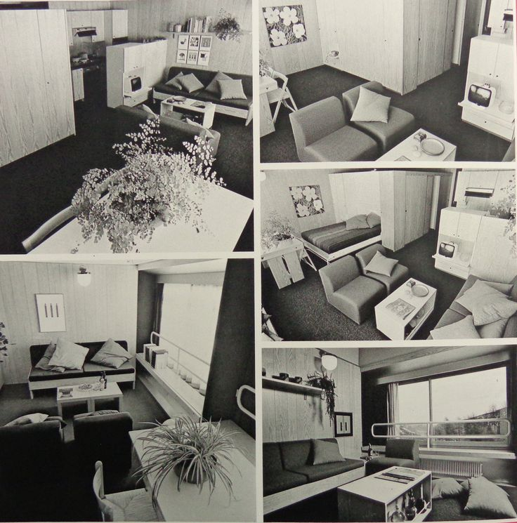 1972 MINISPAZIO ARCLINEA #Minispazio #Arclinea #1972