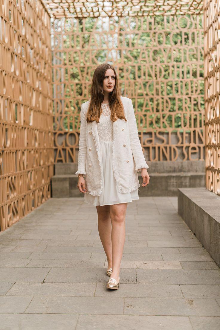 Freitagspost: Habe ich Zwangsstörungen? Outfit aus den Gärten der Welt #modeblog #berlin #outfit #zara #mantel #herbstoutfit