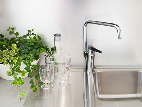 2734F Oras Optima kitchen faucet