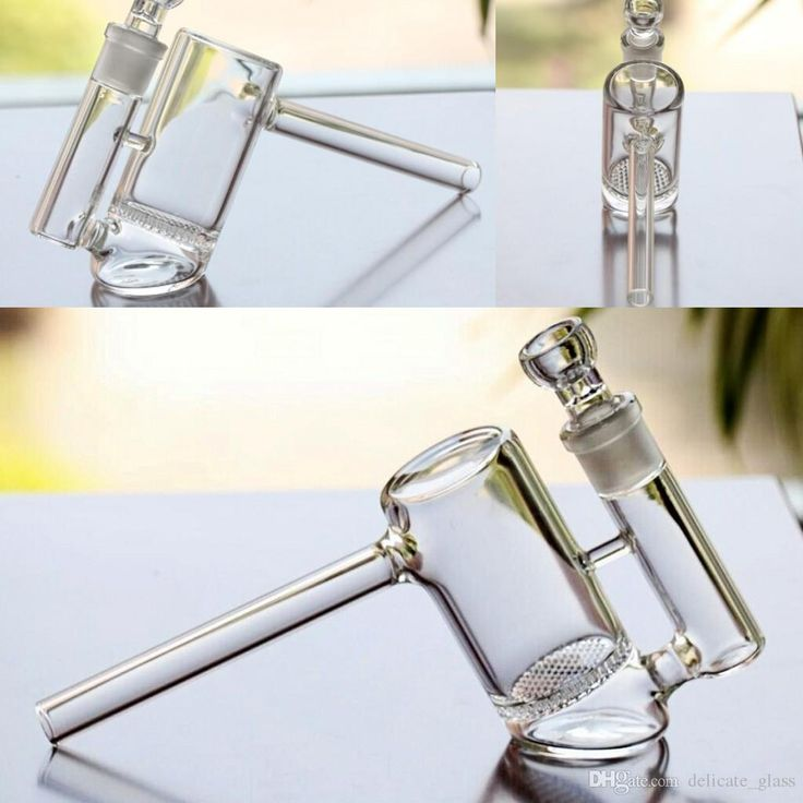 Real Image Cheap Glass Bongs 12cm Tall Turbine Perc And Honeycom Joint Size 18.8mm Recycle Oil Rigs Glass Bong Hookahs From Delicate_glass, $17.59 | Dhgate.Com