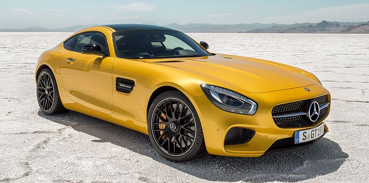 AMG Driving Academy - Vehicles