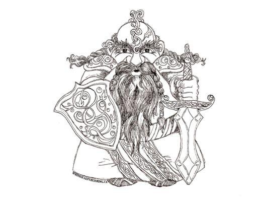 Dwarf Fantasy Myth Mythical Mystical