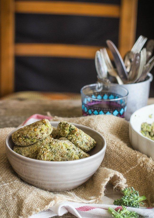 Polpette di broccoli e lenticchie4