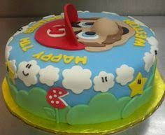Image result for mario cake simple