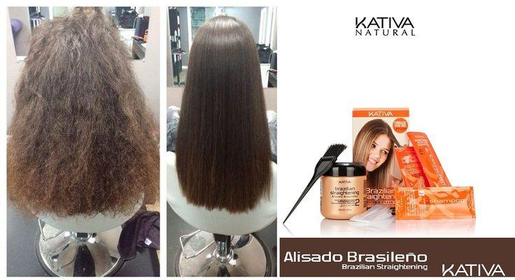 Kativa Alisado Brasileno. Μαλλιά Διαφήμισης!!! Πριν και μετά! Οί δικές σας φωτογραφίες!