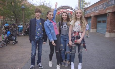 Teen Vogue's Besties Videos: Sabrina Carpenter, Sarah Carpenter, Cory Fogelmanis