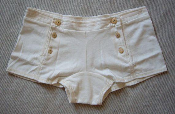 Organic Cotton Women's Underwear by Celabonline  These are just so cute!