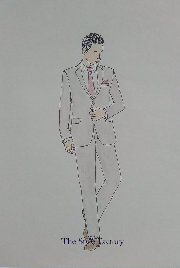 How to fit the male suit ?? // thestylefactory.pl //