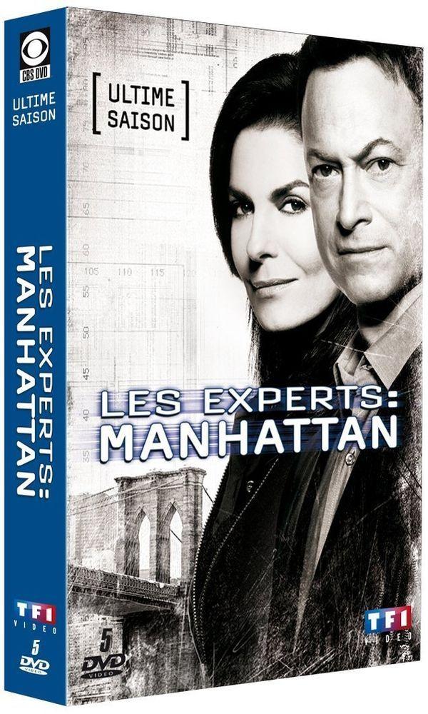 Les Experts : Manhattan - Saison 9 - ULTIME SAISON | SERIE TV | DVD - NEUF