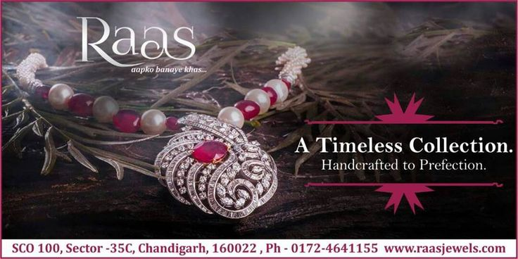 Perhaps Time's Definition Of Coal Is The Diamond!!  Checkout The Latest Collection Of #Gold & #Diamond #Jewellery At #RAAS #Jewels. Visit Our Store at SCO 100, Sector-35C, Chandigarh, 160022 Or Call Us Today - 0172-4641155  #RaasJewels #Chandigarh #GoldJewellery #DiamondJewellery