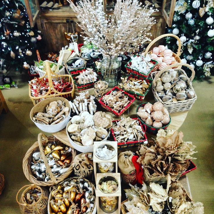 Theminerscouch Christmas Bounty Style Festive Rustic