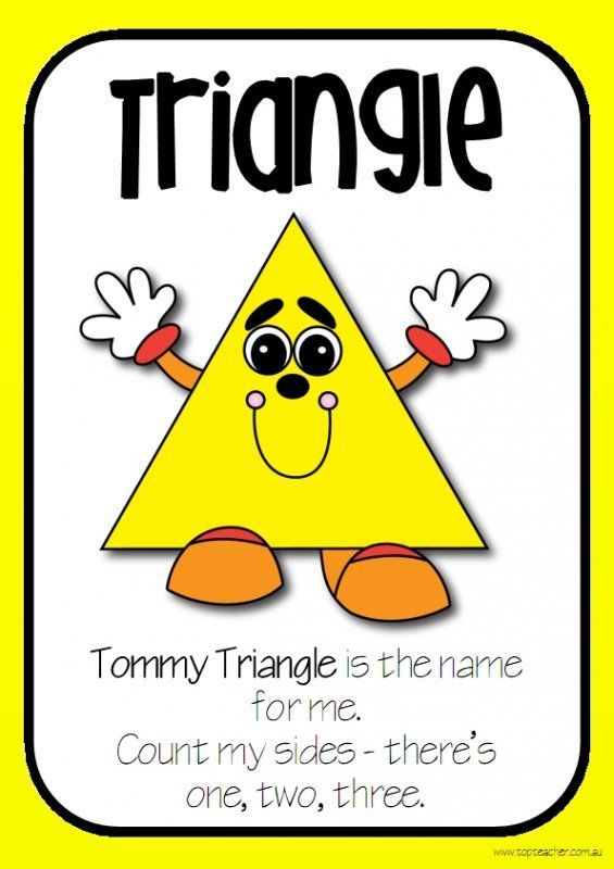 2D shape posters to display around your classroom and help your students remember the shape and it's properties. It includes 9 shape characters posters with a poem for each onecircle,