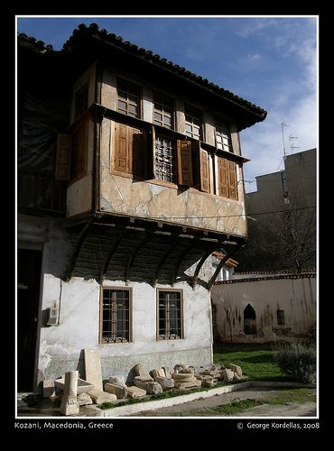 #Kozani, #Macedonia, #Greece #architecture #travel #ttot #travelling2GR #visitGReece  Photo via: george kordellas http://www.flickr.com/photos/georgekordellas/4564651075/
