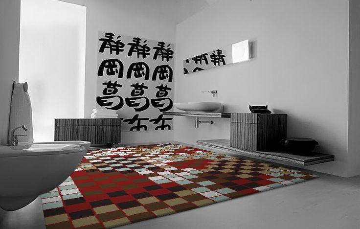 Merlin Rug - 1945313  Customisable hand tufted luxury wool rug by rug couture.
