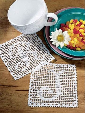 Picture of Learn to do Filet Crochet in just one Day                                                                                                                                                                                 Más