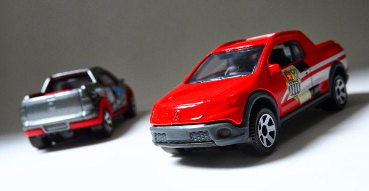 2011 VW Saveiro Cross - Matchbox