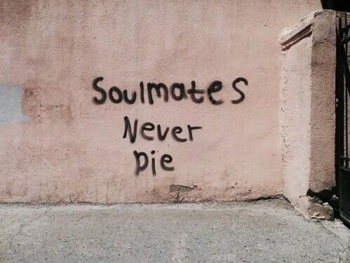 quote, grunge, and soulmates image