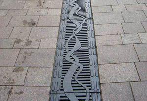 ACO Solutions de drainage: Grilles design