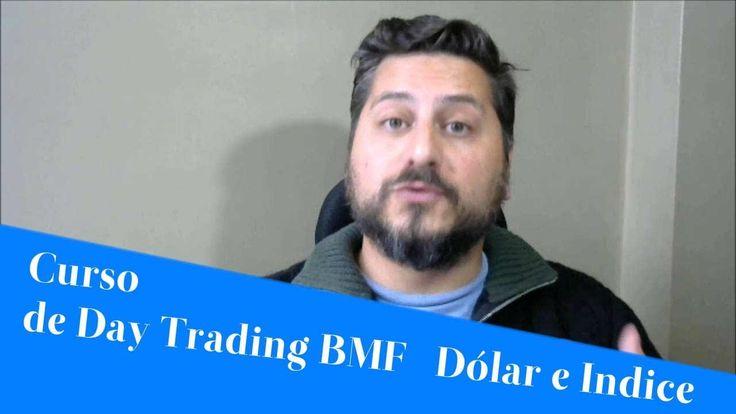 Curso : Dia do Trading BMF - Dólar e Indice