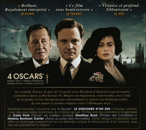 "Détails du Torrent ""Le.discours.d'un.roi.(The.King's.Speech).2010.DVDRip.{x264+HE-AAC}{Fr-Eng-Com}{Sub.Fr-Eng}-™"" :: T411 - Torrent 411 - Tracker Torrent Français - French Torrent Tracker - Tracker Torrent Fr"
