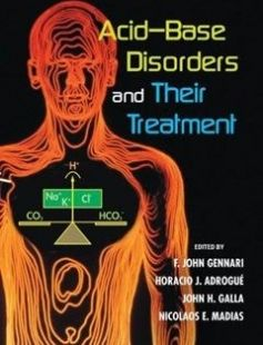 Acid-Base Disorders and Their Treatment free download by F. John Gennari Horacio J. Adrogue John H. Galla ISBN: 9780824759155 with BooksBob. Fast and free eBooks download.  The post Acid-Base Disorders and Their Treatment Free Download appeared first on Booksbob.com.