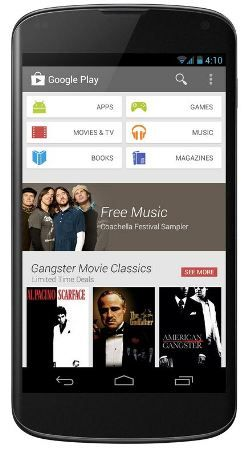 DNP Google Play Store 40 redesign rolling out to Android phones and tablets today