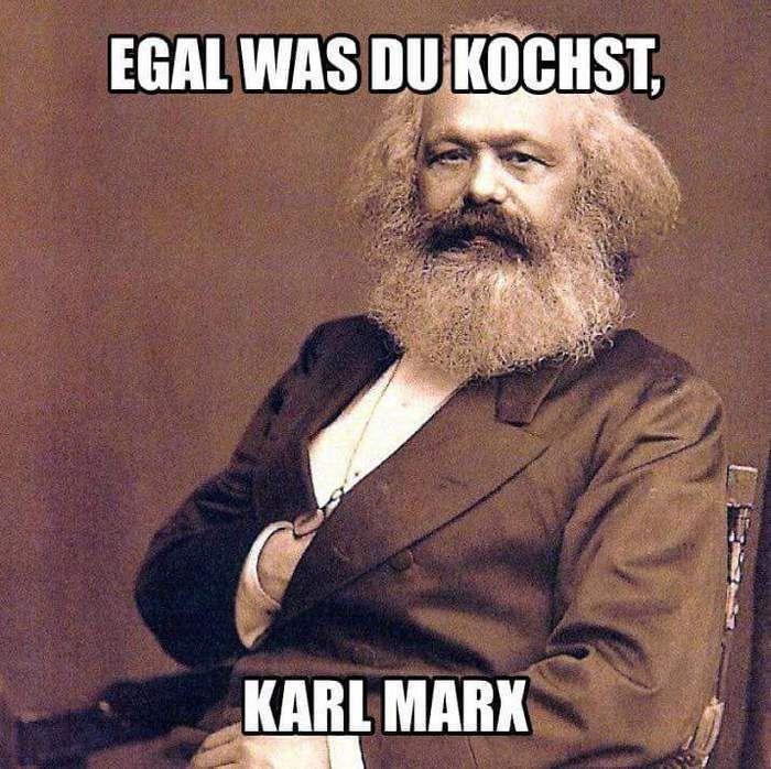 Karl kocht nur nicht selbst! ;)                                                 … – Johannes Eckhoff