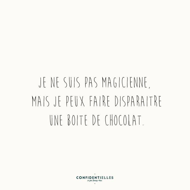 Mot du soir - Confidentielles. #drôle de #citation. // www.drolementvotre.com