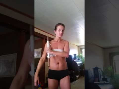 """Get RID of """"Pit Tit"""" With the FasciaBlaster®! - YouTube"""