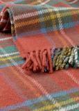 New Wool Knee Blanket in Royal Stewart Antique Tartan