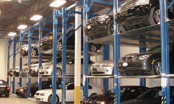 bendpak car stacker - Google Search