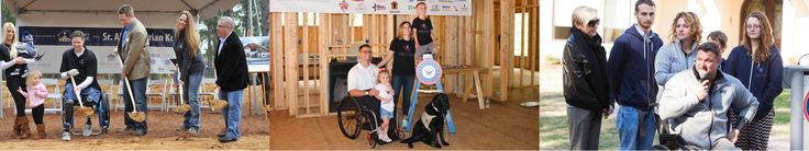 The Latest from Our Specially Adapted Homebuilding Projects | Gary Sinise Foundation