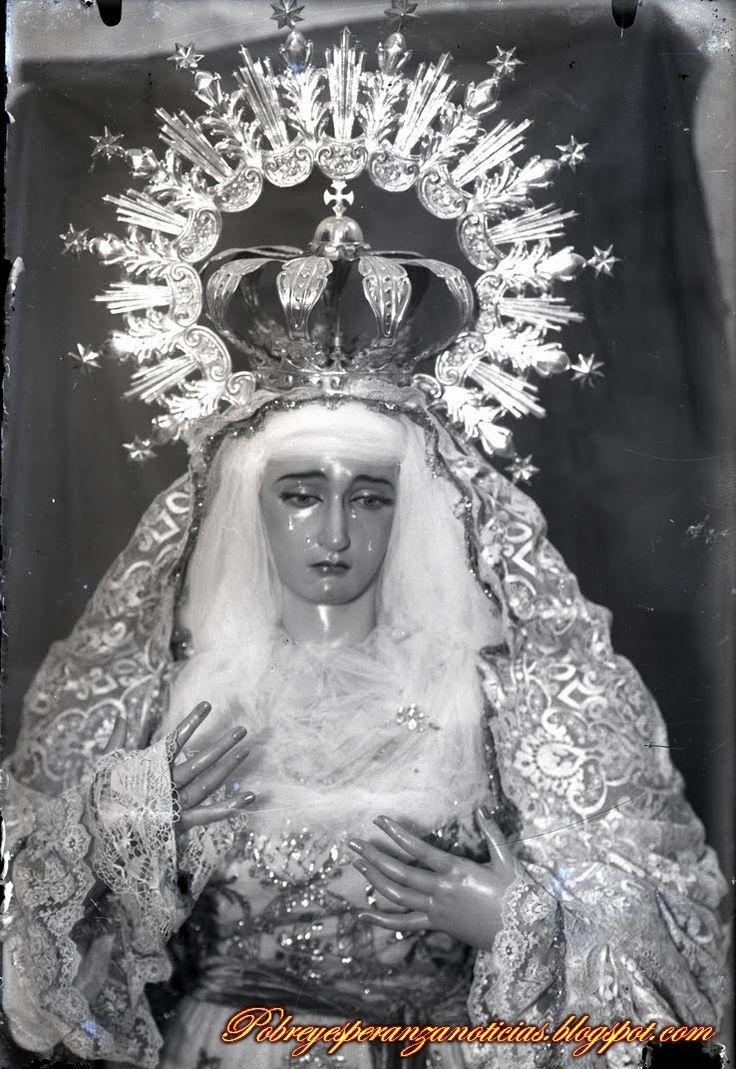 María Sta de la Esperanza. #ssantavelez14 #velezcofrade