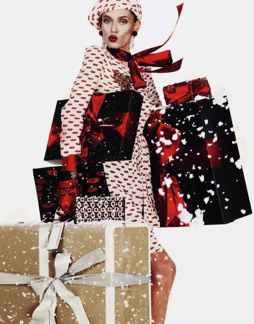 The Vogue Paris Guide to Wrapping Christmas Presents - Coco's Tea Party: