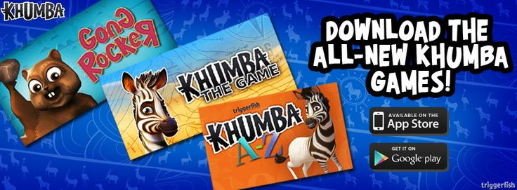 #Khumba #Games www.khumbamovie.com Download today