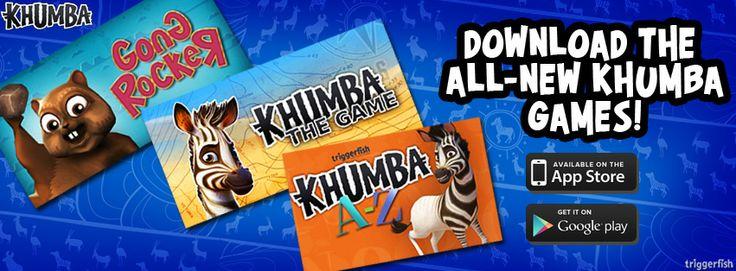 #Khumba #Games www.khumbamovie.com Download today