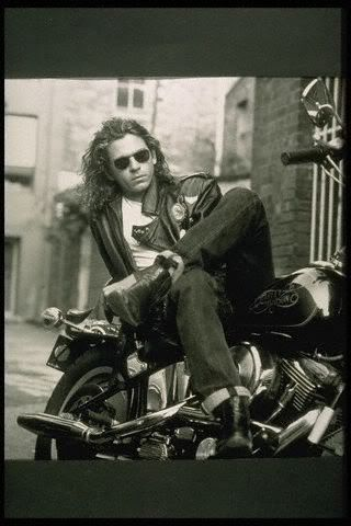 Love a Man and his Motorcycle - Michael Hutchence INXS
