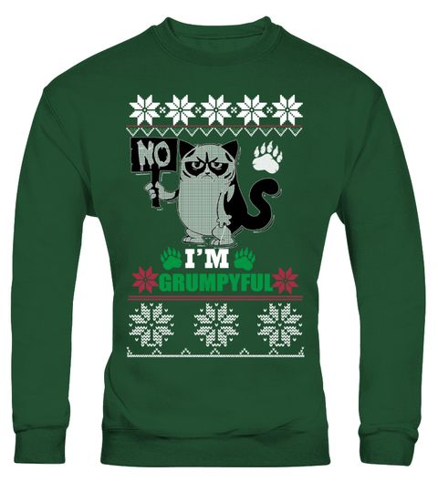 # No Grumpy Cat Ugly Christmas Sweater .  Grumpy Cat Christmas Sweater This T-shirt Represents Christmas It Will Be Best Grumpy Cat Gifts If You Love Grumpy Cat Very Much This T-Shirt Will Be Best Grumpy Cat Shirt Unique, Great Looking And Custom Designed Grumpy Cat Sweater.These Grumpy Cat Christmas Sweater Are Designed With Top Notch Precision And Quality.You Can Trust That You Get The Best And New Looking Grumpy Cat Merchandise Rather Than Old Looking! These Aren't Available In Any…