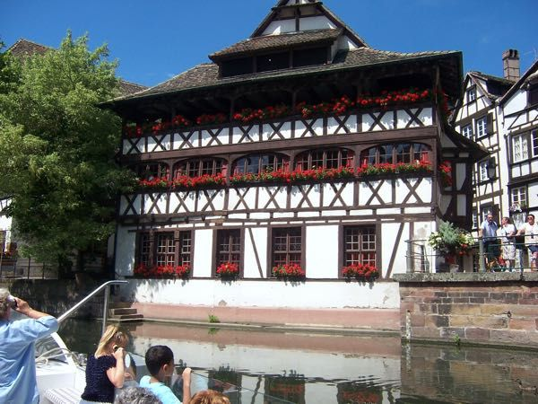 Boat Tours In Strasbourg, France: http://www.francetraveltips.com/4-boat-tours-experience-outside-paris/