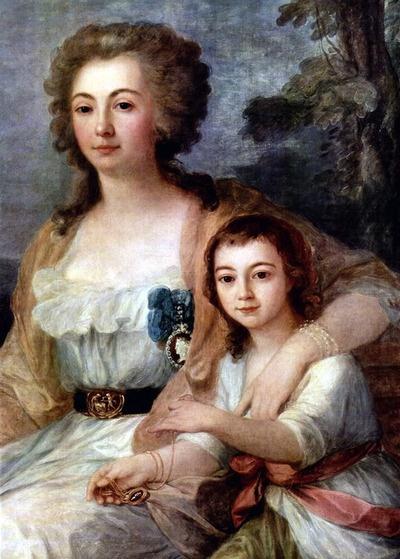Anna Protasova , 1786