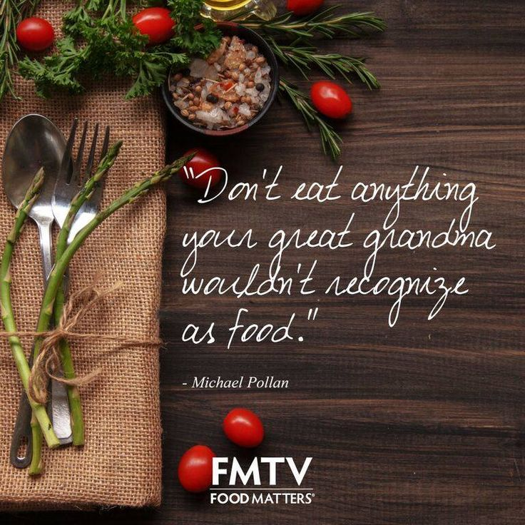 216 best food matters images on pinterest healthy nutrition would your grandma recognize the food on your plate fmtv forumfinder Image collections