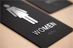 Office Door Signs, Conference Room Signs, Restroom Signage  Medical Nameplates - Search http://www.officesigncompany.com/search.aspx?find=bathroom+signs